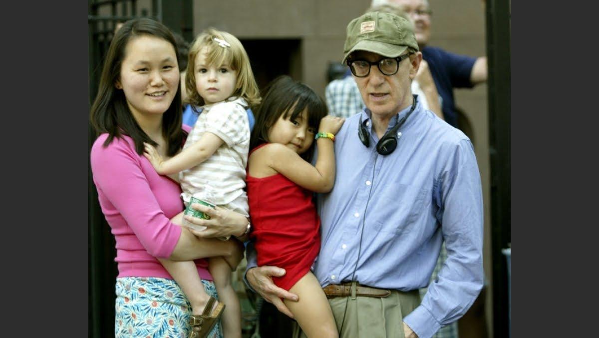 Woody Allen y Soon-Yi Previn: la relación más extraña de la farándula